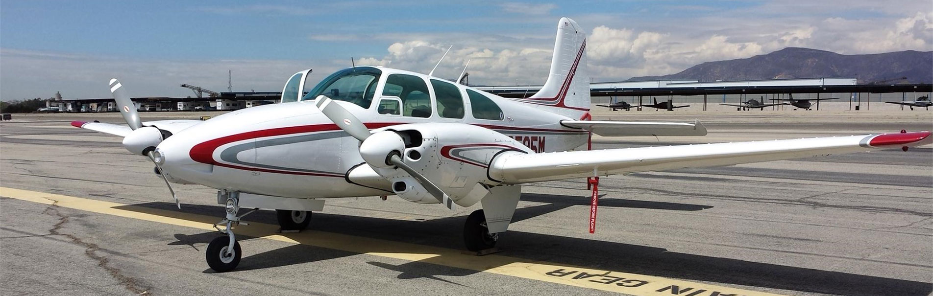 Products | Arrell Aircraft Sales: Beechcraft Parts, Beechcraft